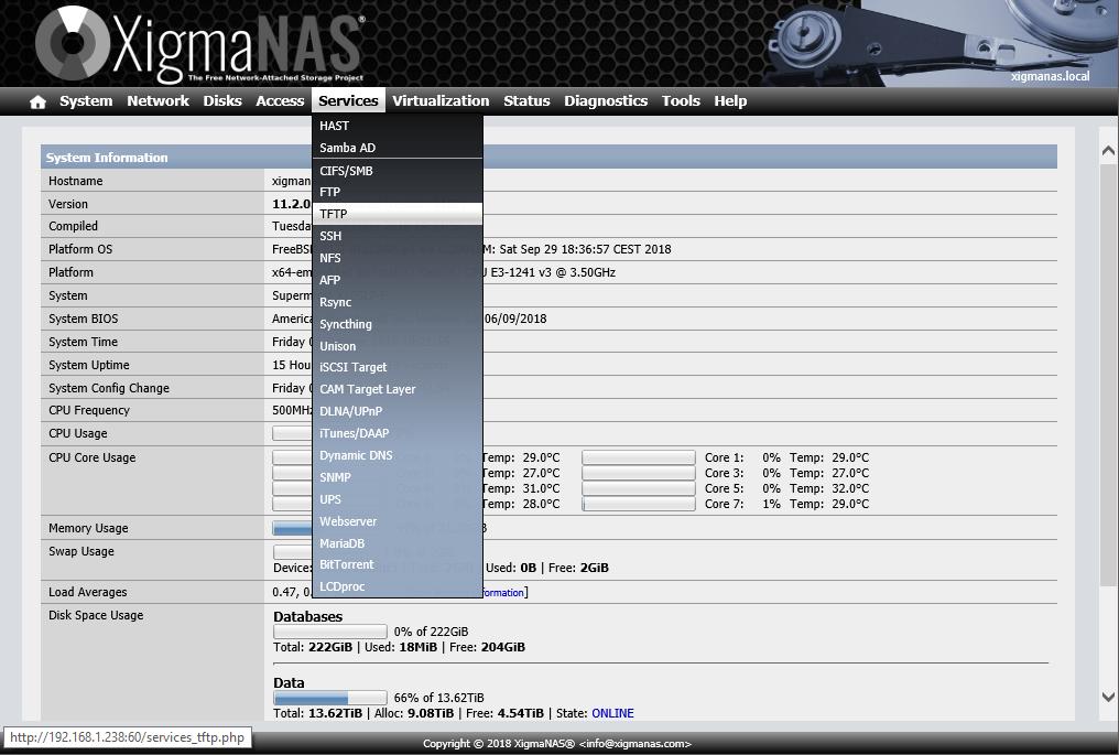 documentation:setup_and_user_guide:services_tftp [XigmaNAS]